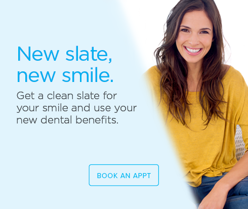 Grant Park  Dentistry - New Year, New Dental Benefits