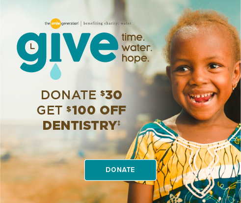 Donate $30, Get $100 Off Dentistry - Grant Park  Dentistry